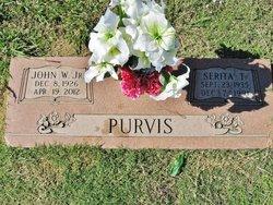 Serita <I>Tucker</I> Purvis