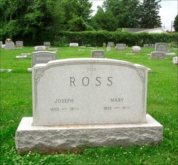 Mary E <I>Donley</I> Ross