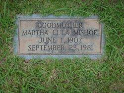 Martha Lula <I>Morris</I> Mishoe