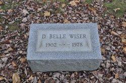 Dortha Belle Wiser