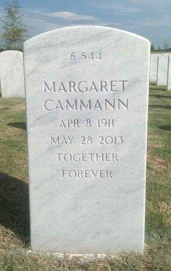 """Margaret """"Peggy"""" Cammann"""