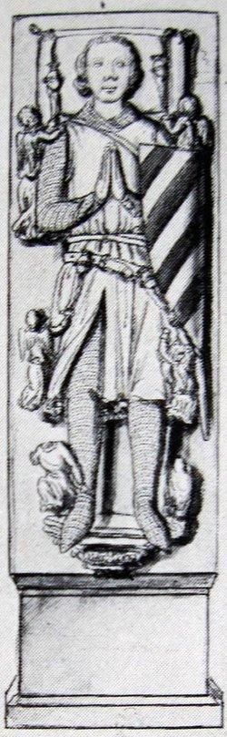 Richard I de Beaumont