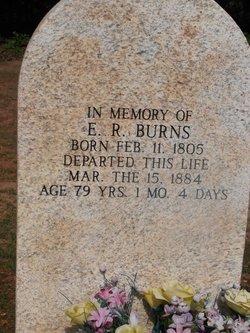"""Edward Robinson """"Eddie"""" Burns"""