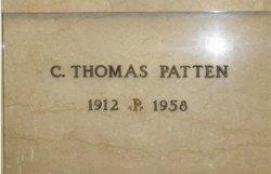 C. Thomas Patten