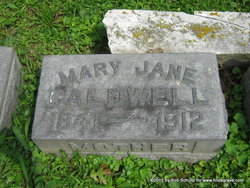 Mary Jane <I>Stillwell</I> Caldwell