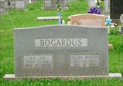 Hilda <I>Booth</I> Bogardus