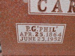 "Philander Green ""Phil"" Carson"