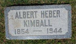 Albert Heber Kimball