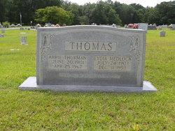Arrie Thurman Thomas