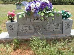 """Doris David """"D.D."""" Hawkins"""