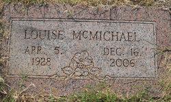 "Louise ""Corky"" McMichael"