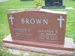 """Kenneth M """"Ken"""" Brown"""