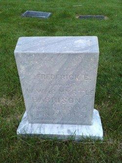 Frederick Edward Harrison