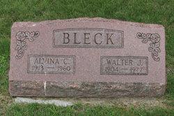 Alvina C Bleck