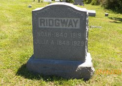Julia A. Ridgway