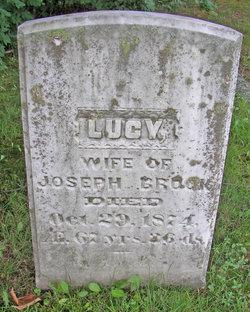 Lucy <I>Gile</I> Brock