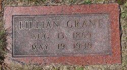 Lillian <I>Moore</I> Grant