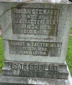 Hulda <I>Stewart</I> Satterfield