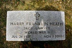 Harry Franklin Heath