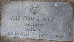 Clifford Joseph Wheel