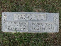 "Joseph ""Big Pappy"" Baggett"