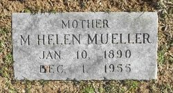 M. Helen Mueller