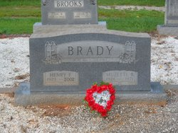 Muzette Ellen <I>Brooks</I> Brady