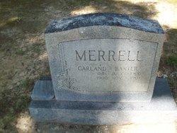 Baxter Merrell