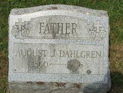 August J Dahlgren