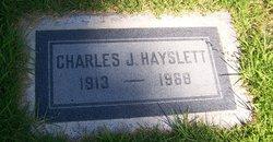 Charles J. Hayslett