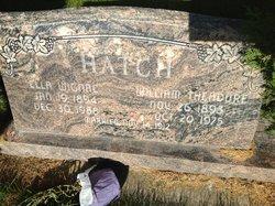 Ella Blanch <I>Wignall</I> Hatch