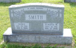 Alberta Maria <I>Short</I> Smith