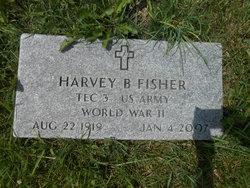 Harvey B Fisher