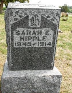Sarah Elizabeth <I>Miles</I> Hipple