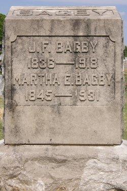 Martha Ellen <I>Vineyard</I> Bagby