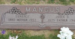 John D. Mangus