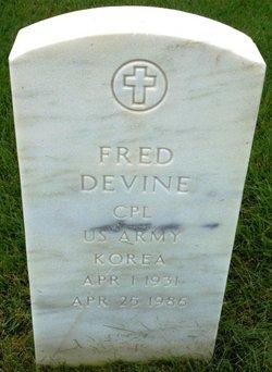 Fred Devine