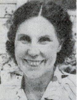 Pearl Melissa <I>Brown</I> Blackburn