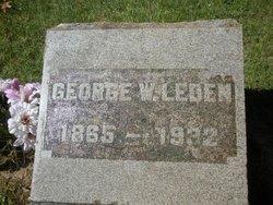 George Washington Leden