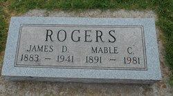 James D Rogers