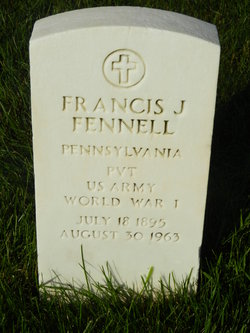 Francis J Fennell