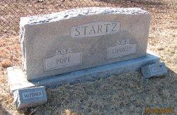 """Charles """"Charley or Carl"""" Startz"""