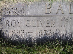 Roy Oliver Ball