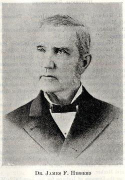 Dr James F Hibberd