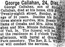 George Callahan