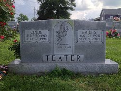 Clyde Teater