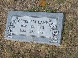 Cerrillia Lane