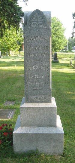 "Fredrick Gabriel ""Fred"" Sundberg, Sr"