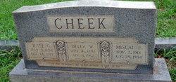 Della W. Cheek