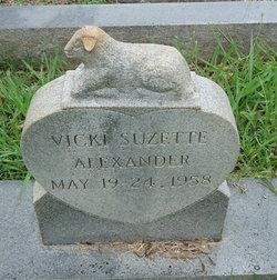 Vicki Suzette Alexander